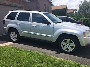 Grand jeep Cherokee limited