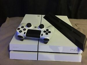 PS4 White 2tb hdd + stand Acacia Ridge Brisbane South West Preview
