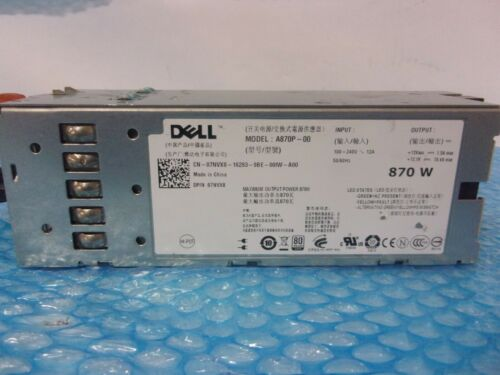 Dell 7NVX8 870W Server Power Supply A870P-00 PowerEdge R710
