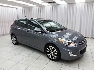 2017 Hyundai Accent GLS 5DR HATCH w/ BLUETOOTH, HEATED SEATS, US