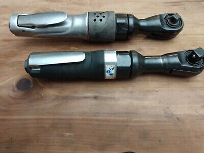 Ingersoll rand 1070G 3/8 and 1/2 inch drive air ratchets