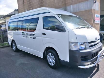 Toyota Hiace Commuter Bus Auto Diesel South Launceston Launceston Area Preview