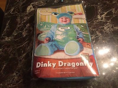 New Dinky Dragonfly Halloween Costume Set for Infants Baby 0 Months FREE SHIP!!