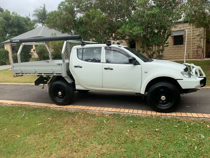2014 Mitsubishi Triton Ute Port Macquarie Port Macquarie City Preview