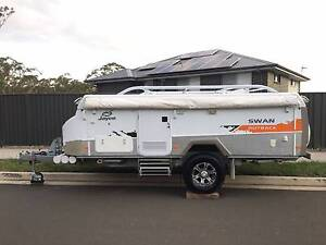 2012 Jayco Swan Outback Horsley Wollongong Area Preview