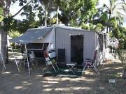 Caravan and tow vehicle Brightwaters Lake Macquarie Area Preview