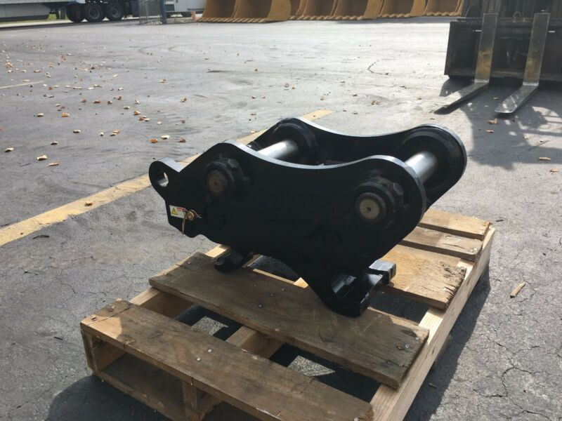 New Hydraulic Quick Coupler For Kobelco Sk80