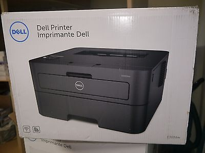Brand New Dell E310dw wireless monochrome laser printer