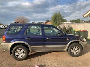 2004 Ford Escape Xlt 4 Sp Automatic 4d Wagon