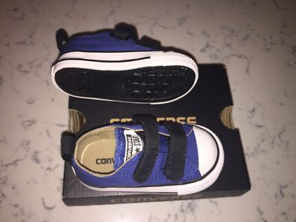 Converse Chucks Toddler shoes - Brand New in box