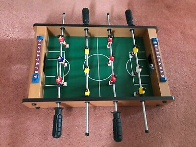 table top football table, used for sale  Shipping to South Africa