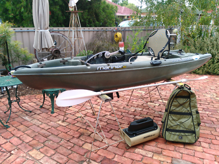Native watercraft 10ft kayak.