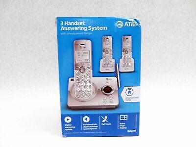 at and t el52319 3 handset cordless