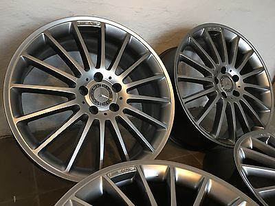 4 orig. AMG Performance Felgen 19 Zoll Mercedes W204 C63 W207 W205 W209 R171 online kaufen