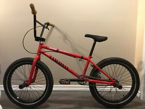 Fit Dugan 1 BMX bike