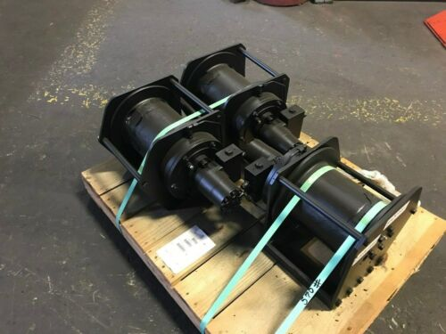 Tulsa Winch 5,000 lbs Line Pull, Planetary Hoist New 506W-ROAD CL