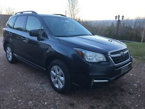 Forester 2017 achat ou reprise location
