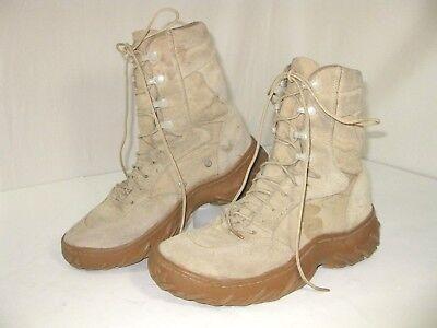 Oakley Standard Issue Assault Boot Tan Coyote Desert Size 6.0 Men 11093-889WC Desert Boot-tan