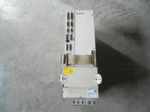 Siemens Simodrive 160A 6SN1124-1AA00-0EA1 includes 6SN1118-0DM33-0AA1
