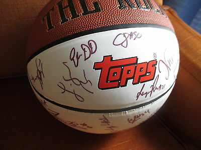 Elena Delle Donne Nneka Ogwumike   22 Others Autograph Wnba  Ball In Time X Mas