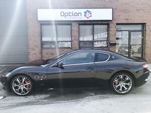 2012 Maserati Grand Turismo S - GUARANTEED LEASING AND FINANCING