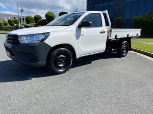 Toyota hilux 4x2 workmate log books Rwc  Biggera Waters Gold Coast City Preview