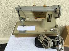 Retro Singer 328P Sewing Machine with all steel mechanism. Stafford Brisbane North West Preview