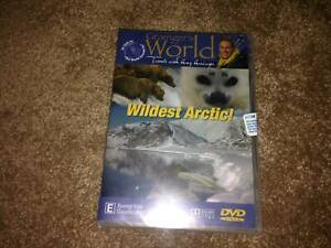 Graingers World Wildest Arctic DVD Brand New $5