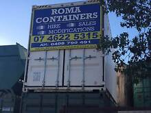 20' Shipping Containers Roma Roma Area Preview