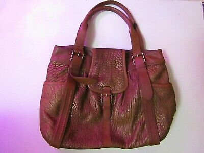 COLE HAAN Pebbled Leather handbag