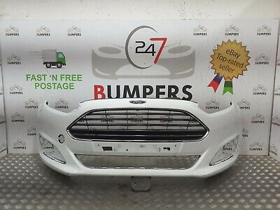 FORD FIESTA 2013 ONWARDS GENUINE MK9 FRONT BUMPER P/N: C1BB17K819