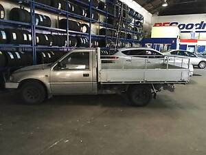 1999 Holden Rodeo Ute Brunswick Moreland Area Preview