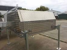 Display canopy and toolboxes for sale North Geelong Geelong City Preview