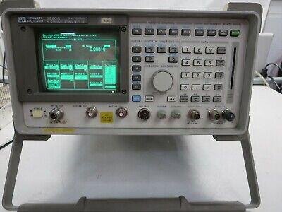 Hewlett Packard Hp 8920a Rf Communications Test Set 0.4 - 1000 Mhz