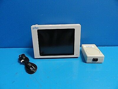Spacelabs 90367 Patient Monitor W Nibpspo2 Module Mw100 Power Supply 16380
