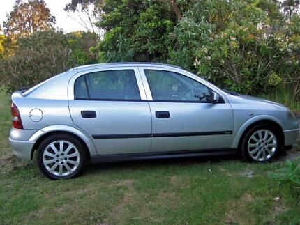 2003 Holden Astra TS CDX
