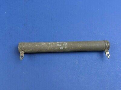 One Vintage Irc 1k Ohm 30 Watt Ceramic Power Resistor 1000 Ohm 30w