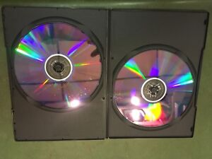 CD/DVD Plastic Double Case