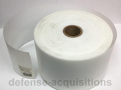 Hdpe High Density Polyethylene Plastic Sheet .030 X 10 X By The Foot Flexible