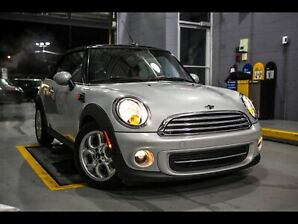 Excellent Condition 2013 MINI Cooper Convertible with 95082km