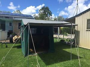 Aussie made HD Trailer with Oztrail 9 Camper Maroochydore Maroochydore Area Preview