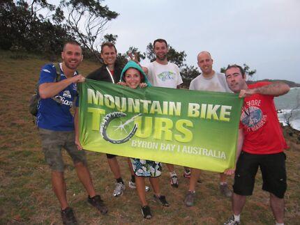 Mountain Bike Tours Byron bay - TripAdvisor no.1 Ballina Ballina Area Preview