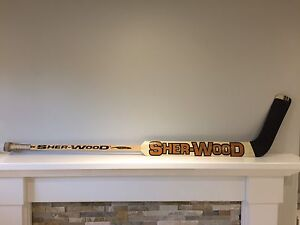 Sher-Wood Feather-Lite Goalie Stick 26""