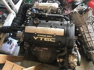 JDM Honda prelude h22a engine