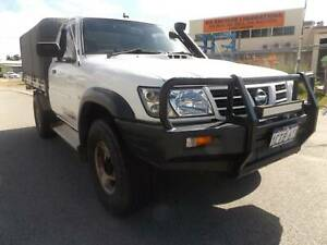 2003 NISSAN PATROL DX 4.2 DIESEL TURBO UTE *FREE 1 YEAR WARRANTY!* $23990 Maddington Gosnells Area Preview