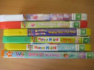 Kids DVD's East Maitland Maitland Area Preview