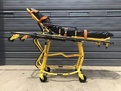 Stryker Ez-pro 2 6091 500 Lb Ambulance Stretcher Cot Emt Ems