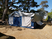 2014 Mario camper trailer Punchbowl Canterbury Area Preview