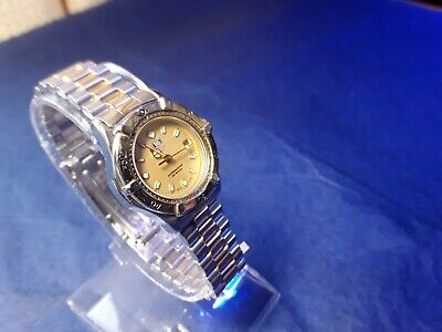 Ladies Tag Heuer professional 2000 WE1420-2 for sale  Shipping to South Africa