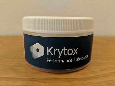 Krytox Gpl 206 Performance Lubricant Grease 100 Grams Tub